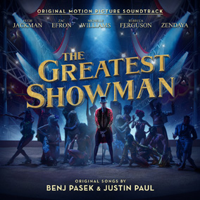 The Greatest Showman - CD-Cover